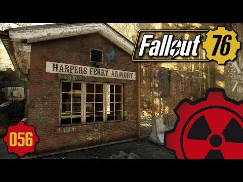 Fallout 76 - #056: Ankunft in Harpers Ferry ☢ [Lets Play - Deutsch] thumbnail