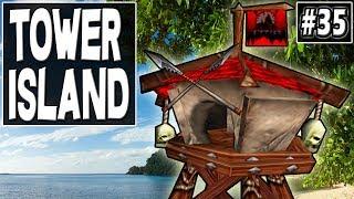 Warcraft 3 - Tower Island
