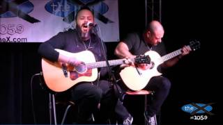 Blue October Performing Into The Ocean (Acoustic) Live 12/12/2013