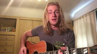 Sleep Without You - Brett Young ( Cover by Nial Hay )