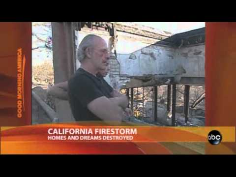 Christopher Lloyd's Home Destroyed  ABC .flv