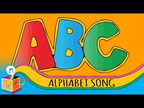 Alphabet Song (ABC) | Nursery Rhyme | Karaoke