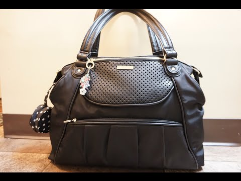 81b8a24e5d2d Review: NEW Skip Hop Studio Select Diaper Bag Tote with Ju-Ju-Be  Accessories!