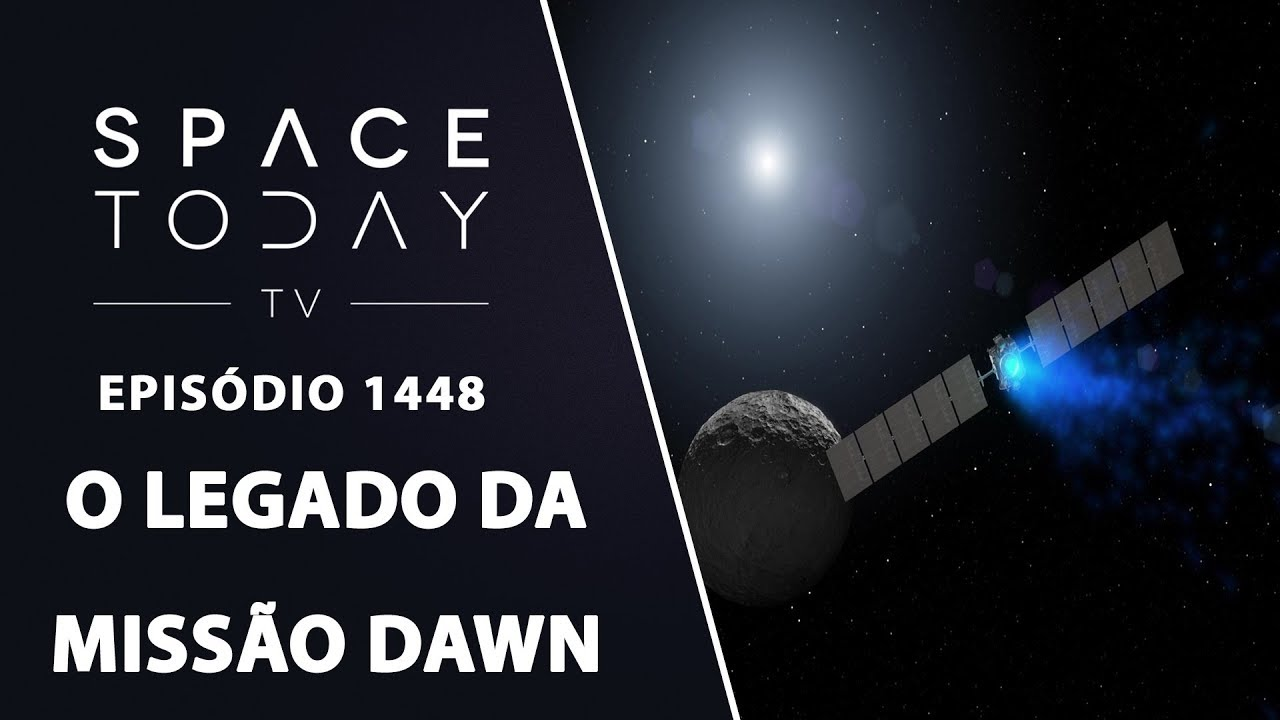 The legacy of NASA's Dawn, near end of mission