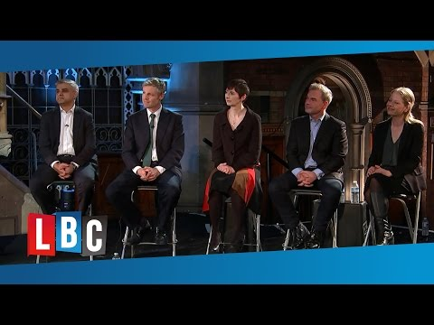 The London Debate: Live On LBC