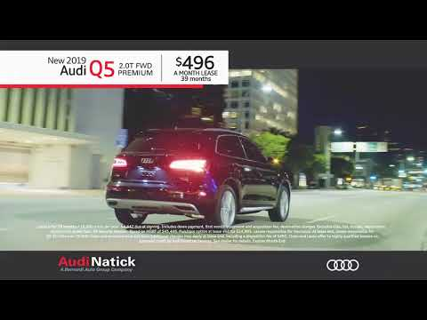 Audi Natick - Presidents' Day Sales Event - February 2019
