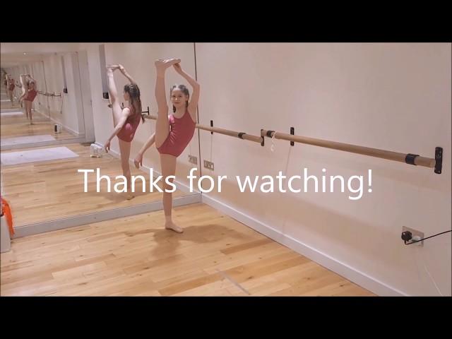 Daisys splits, flexibility stretch and Balance (after school) - clipzui.com