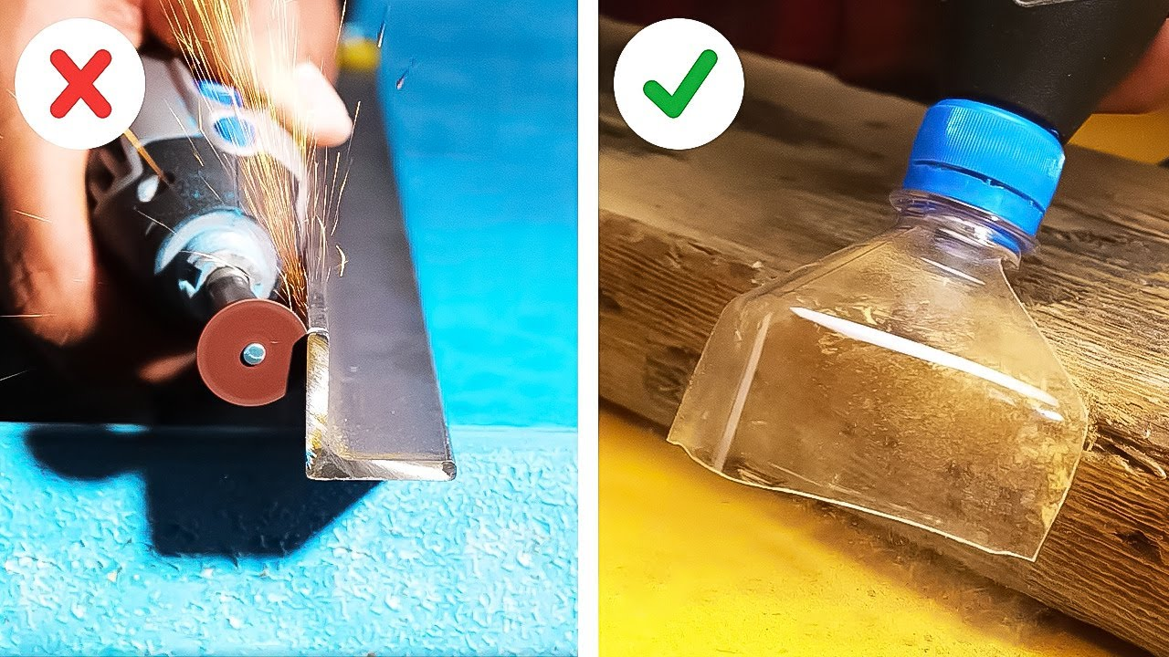 42 SMART REPAIRING SOLUTIONS to fix your broken things