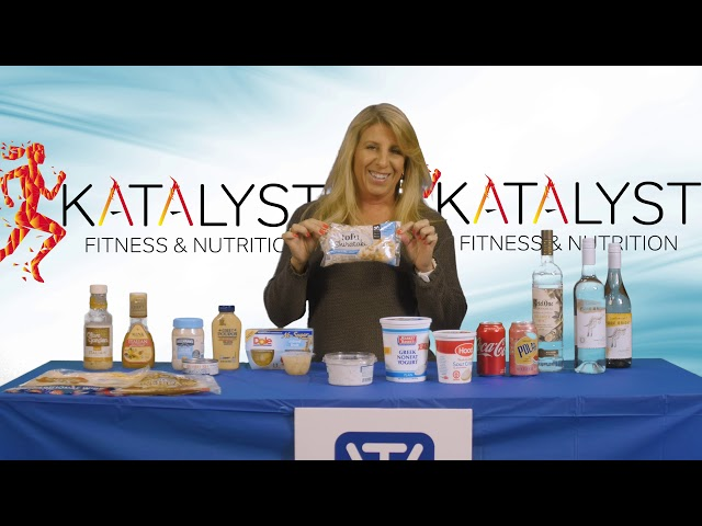 Katalyst Fitness and Nutrition- Calorie Swap