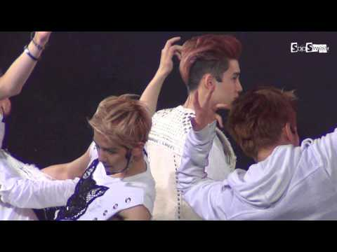 [SooSweet]130728 Asia Idol Ceremony EXO-Wolf Kyungsoo Focus