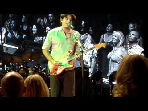 John Mayer- Bittersweet Symphony (Hollywood Bowl 8/22/2010)