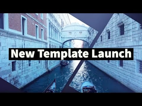 premiere pro motion graphics templates launch youtube. Black Bedroom Furniture Sets. Home Design Ideas