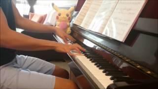 Gundam seed - Akatsuki no Kuruma (暁の車) [Piano]