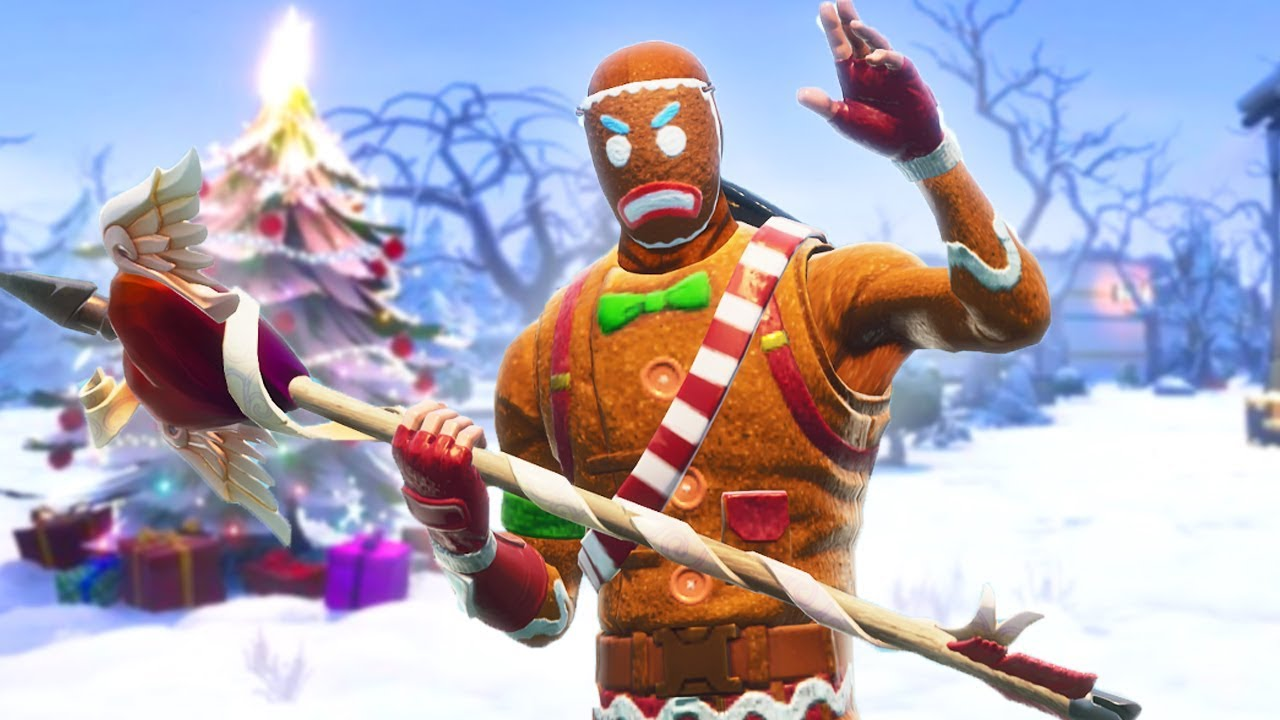 Fortnite Snow Is Here Season 7 Map Is Coming Youtube