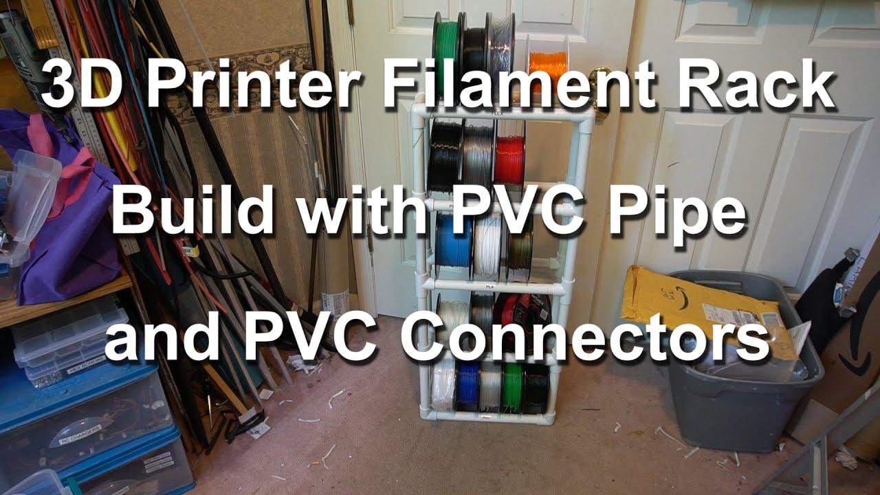 3d printer filament rack