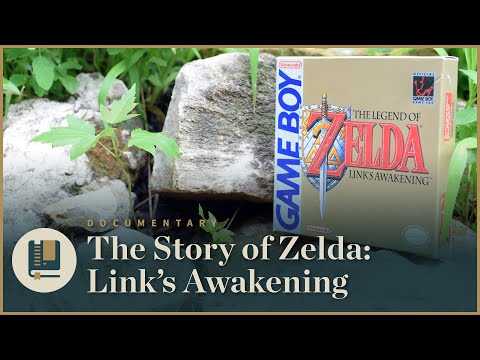 The Legend of Zelda: Link's Awakening | Gaming Historian