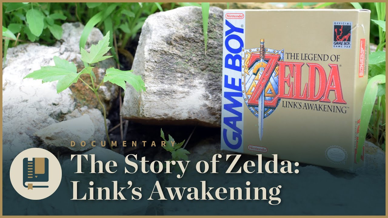 The Story of Zelda: Link's Awakening | Gaming Historian thumbnail