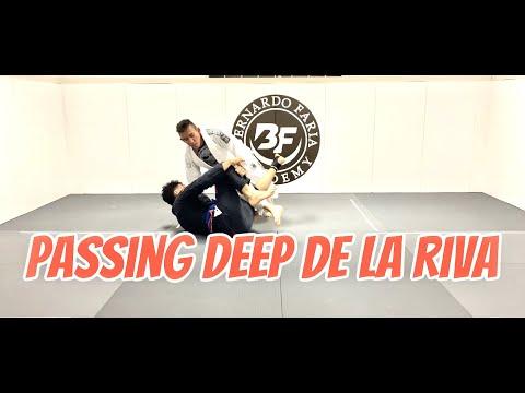 Passing Deep De La riva X