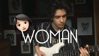 Harry Styles - Woman (Guitar Cover)