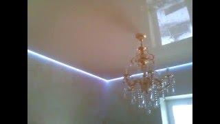 Парящий потолок в Черкассах(Установка парящего потолка фирмой