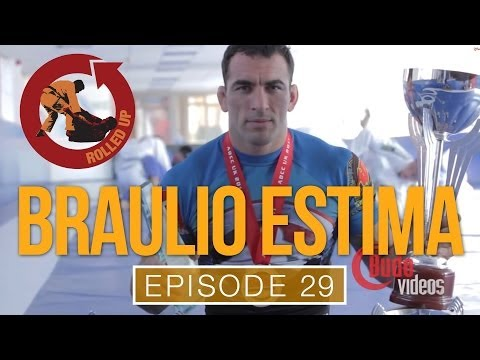 Rolled Up Episode 29: Training the Gray Areas with Braulio Estima