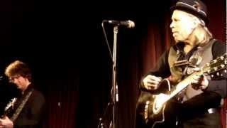 "Elliott Murphy ""I Am Empty"" @ Roepaen Ottersum 22-3-2013"