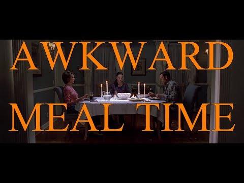 Supercut: Awkward meal time