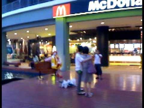 Thailande, Phuket, Patong Beach - Jungceylon Shopping Center