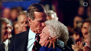Barbara Bush Dies At 92, Funeral Details