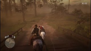 Riding With Dutch Red Dead Redemption 2
