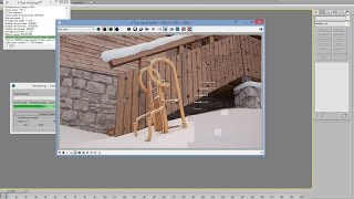 Видеоуроки 3Ds max - 3d моделирование саней в 3D max от Ивановского Никиты
