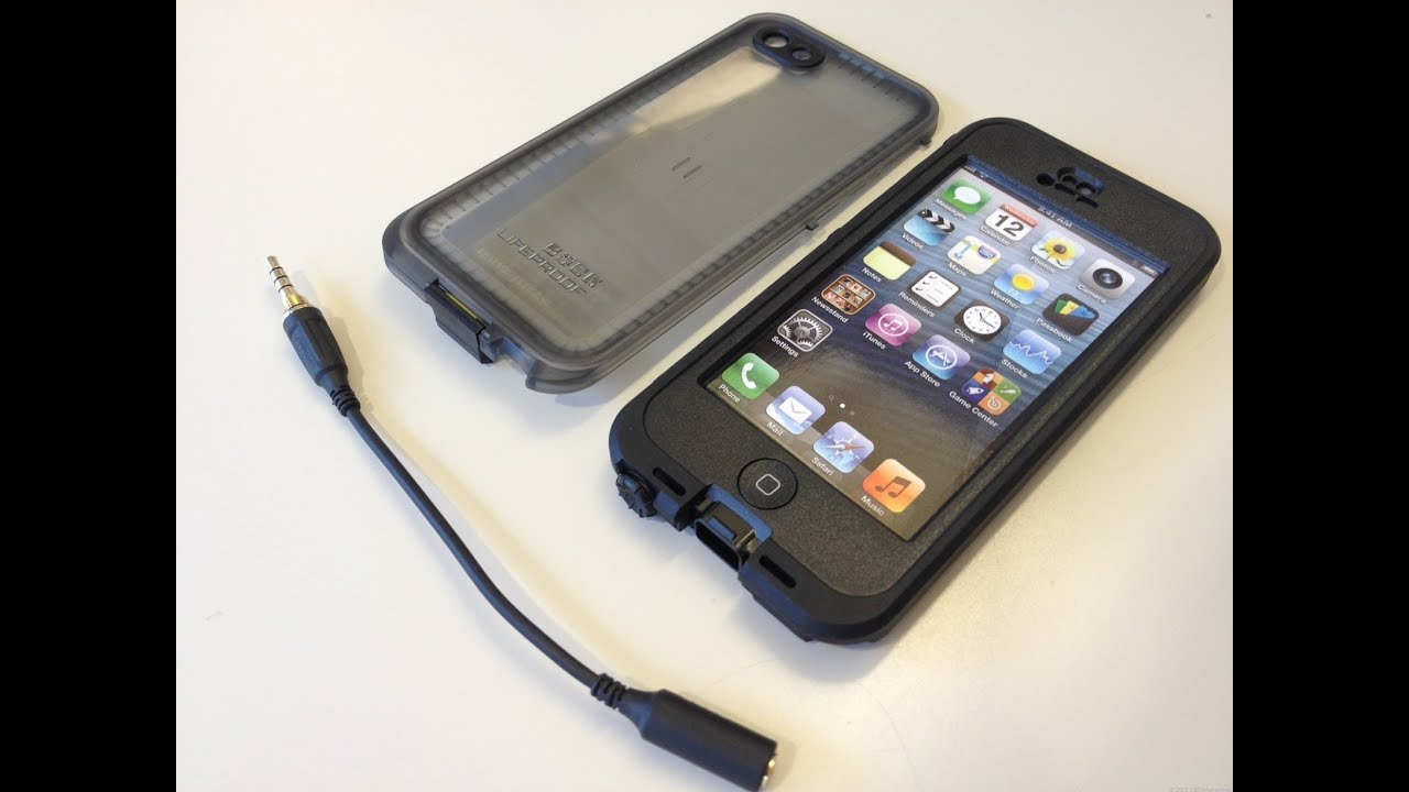lifeproof iphone 5 lifeproof n 252 252 d for iphone 5 unboxing amp look 12574