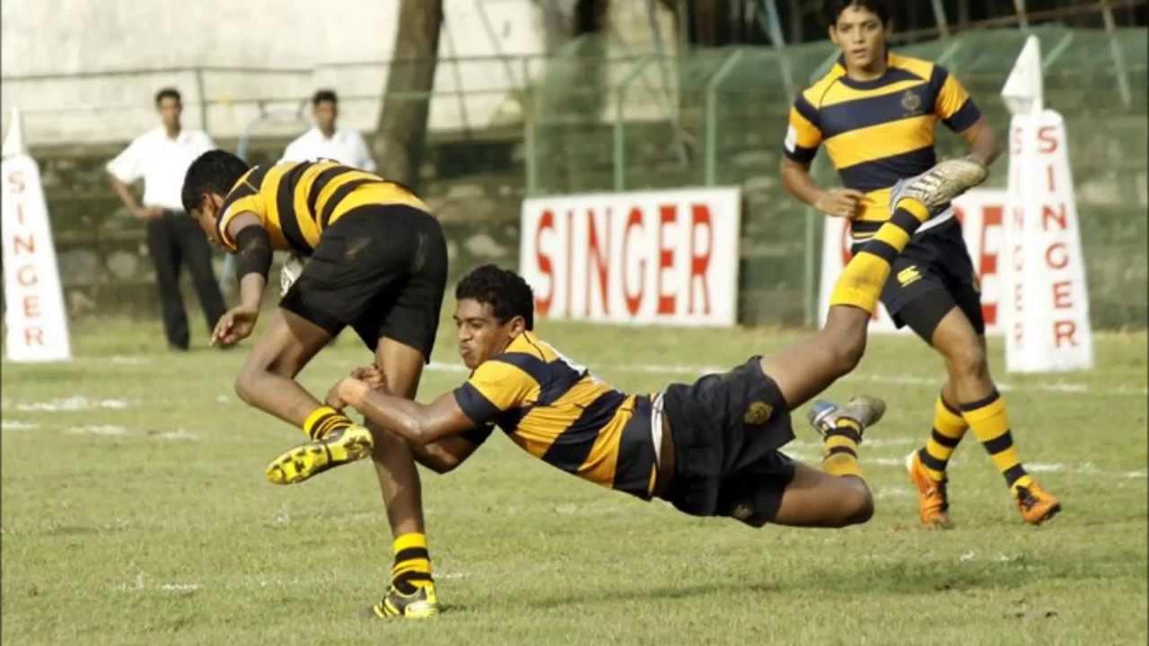 Download Amazing Rugby Player:Arshad Jamaldeen
