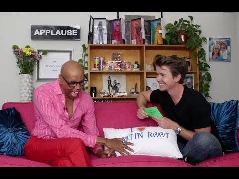 """The Justin Root Show""- RuPaul"