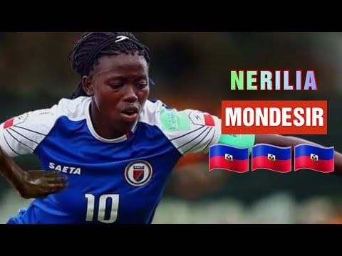 NERILIA MONDESIR VS USA JO OLIMPIC 2020