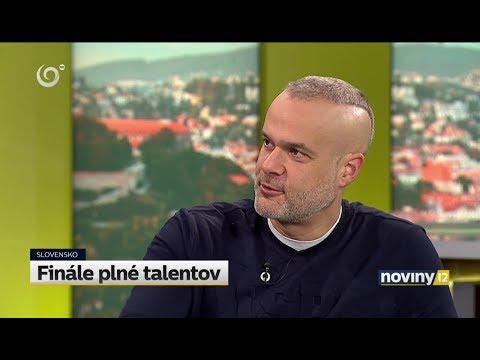Finále ČESKO SLOVENSKO MÁ TALENT