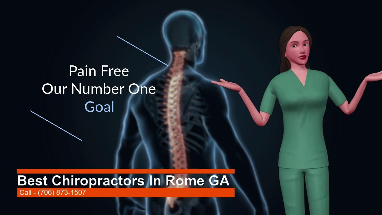 Chiropractor Rome Ga - best chiropractor rome ga | (706) 873-1507