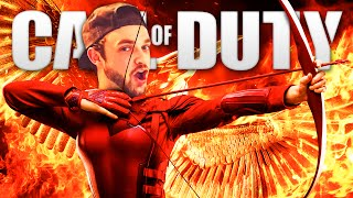 CALL OF DUTY meets HUNGER GAMES!