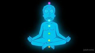 Rick and Morty Season 3 | Jerry's Wormhole trip