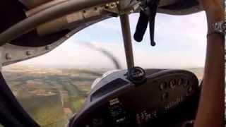 Panne moteur en vol ulm multi axes (simulation)
