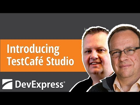 Introducing TestCafe Studio - YouTube
