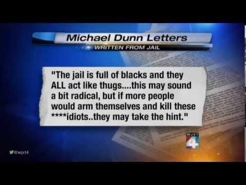 Michael Dunn Jail Letters Released - Jordan Davis Murder Trial