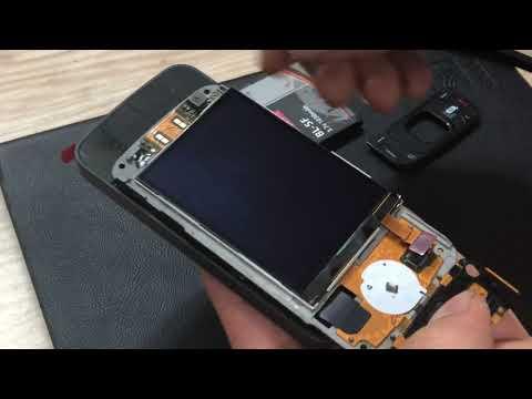 Cách Tháo Lắp Màn Hình Nokia N96 tại Alofone.vn