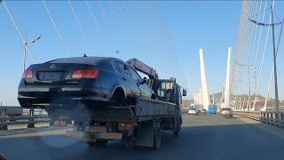 Я купил авто из Японии Lexus GS 450h, авторынок, мошенники