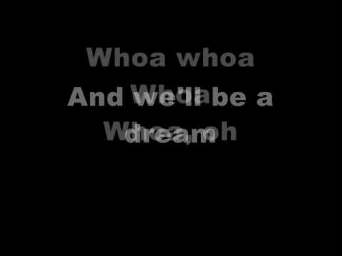 We the kings & Demi Lovato - We'll be a Dream (with lyrics)