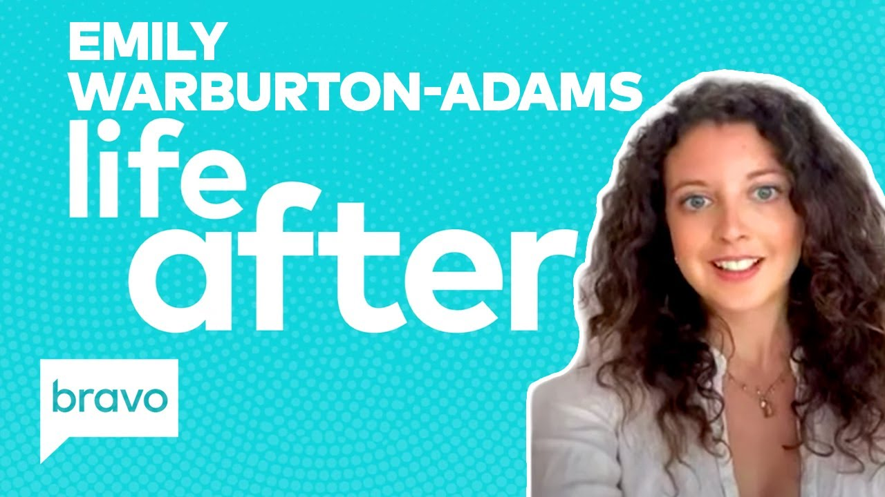 What is Emily Warburton-Adams Doing Now After Below Deck? | Life After Bravo