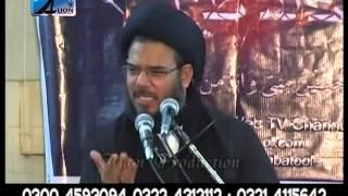 Matamdar, Azadar aur Namaz - Allama Syed Aqeel Ul Gharavi