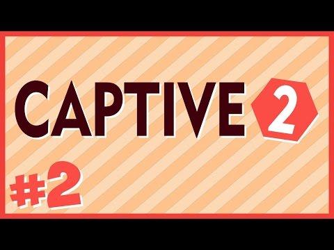 Zombileri Parti Yaparken Yakaladım - Captive 2 Minecraft Özel Harita - Bölüm 2