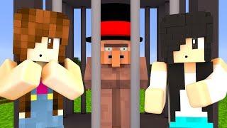 Minecraft - MÁGICO FOI SEQUESTRADO PELO COELHO
