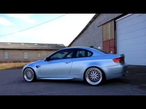 Bmw M3 E92 X Bbs Lm Youtube